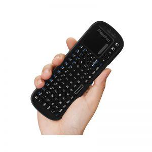 19S handled mini USB wireless keyboard