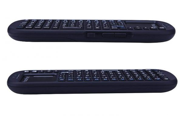 19BT handled bluetooth touchpad keyboard