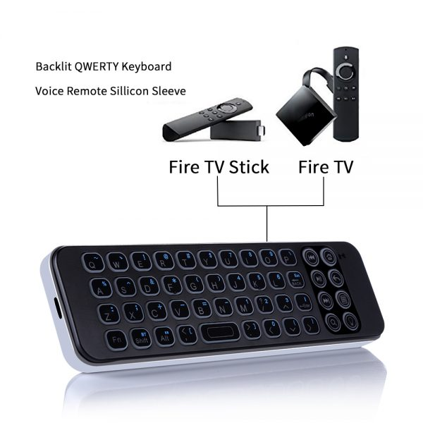 Bluetooth keyboard for firestick