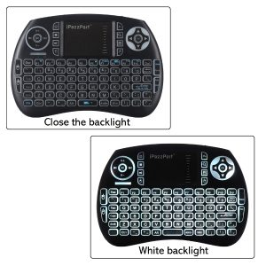 21BTL Backlit Bluetooth keyboard