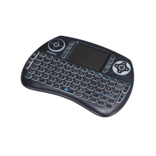 iPazzPort backlit usb keyboard with touchpad