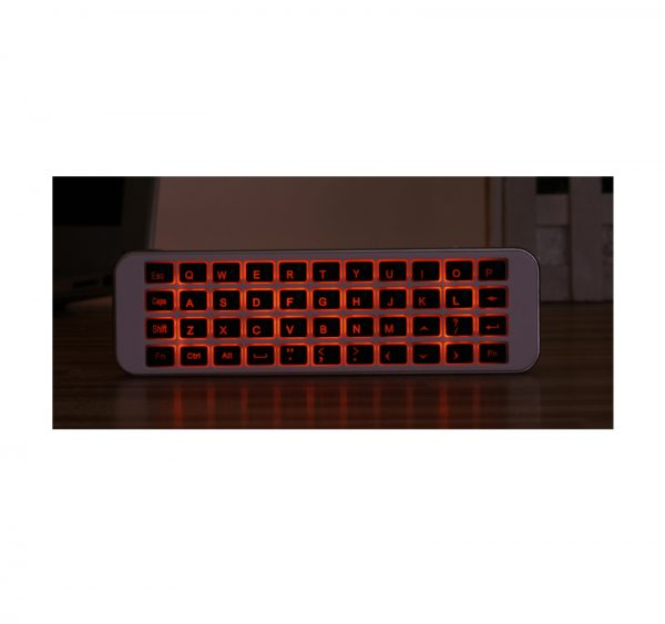 798225eaa93cb1 Updated with Backlit) iPazzPort Bluetooth keyboard mini wireless ...