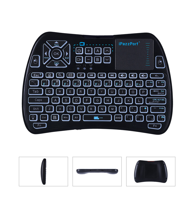 61 mini touchpad keyboard