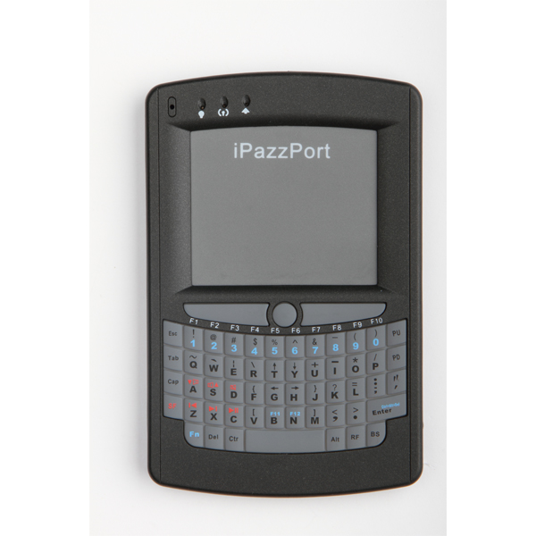 05BTT 05BTT Bluetooth QWERTY touchpad keyboard with laser pointer