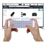 30HS iPazzPort IR RF air mouse keyboard