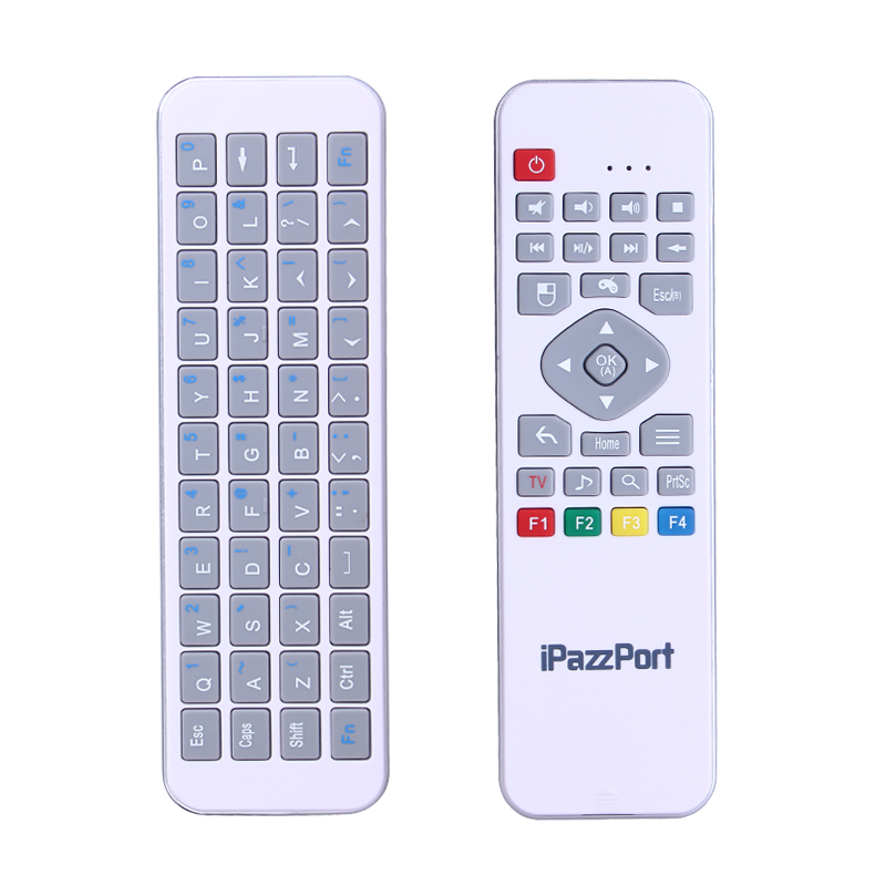 30HS iPazzPort IR RF air mouse keyboard