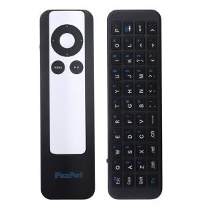 iPazzPort bluetooth keyboard for Apple TV box