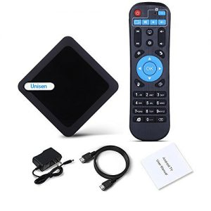 95X Android TV box 4K 3D Bluetooth 6.0