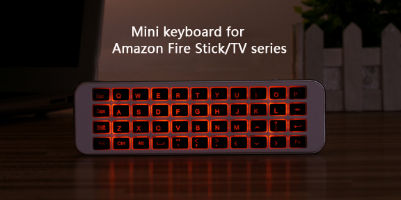30BL mini keyboard for firestick