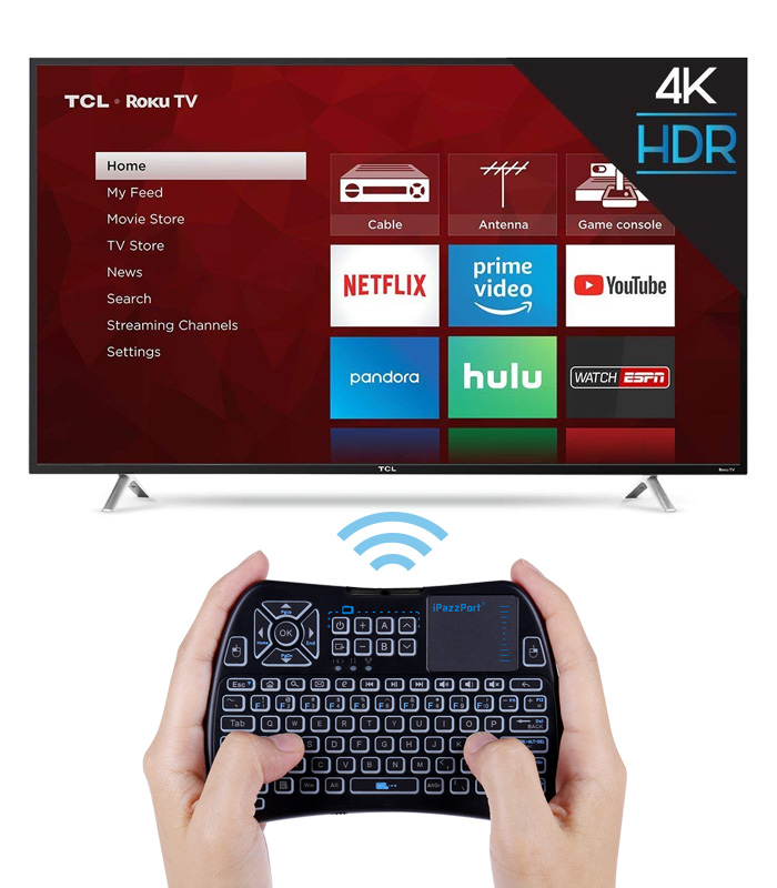 0a0e8b7017f How to control your TCL roku TV without TV remote? Home · How to; How to control  your TCL roku TV without TV remote?