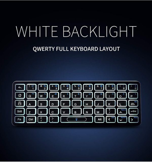 73B mini bluetooth keyboard for Xiaomi box3