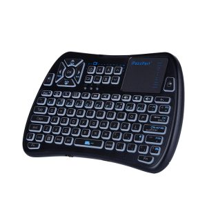 bluetooth infrared keyboard with touchpad