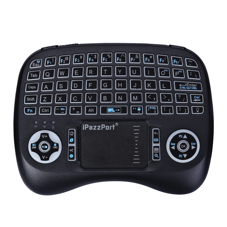 ergo mini touchpad keyboard