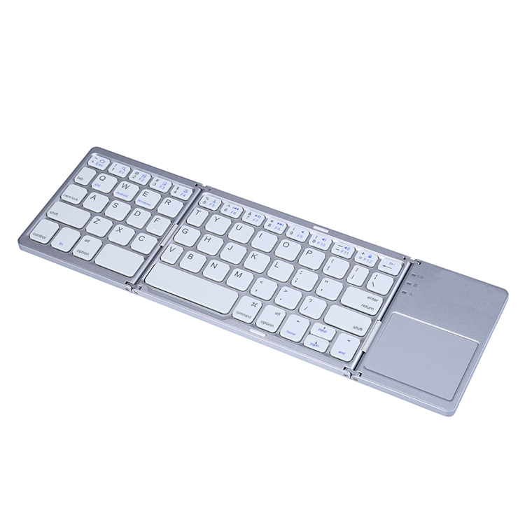 foldable bluetooth keyboard for iPad tablet