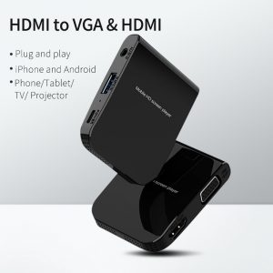 usb hub hdmi to vga