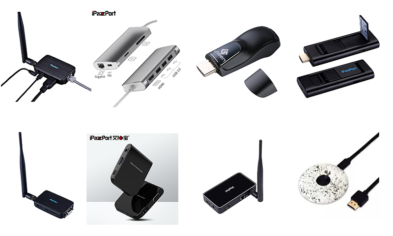 related miracast devices